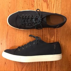 Frye CanvasSneakers, Navy